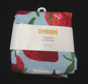 NWT Gymboree Burst of Spring Leggings Print Choice sz 3T Girls Retail $15