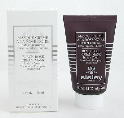 Sisley Black Rose Cream Mask 2.0 oz./ 60 ml. New In Box Full Size