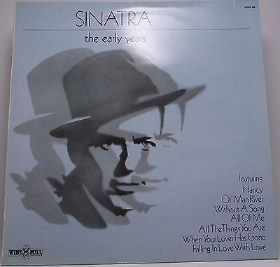 FRANK SINATRA : THE EARLY YEARS : Vinyl LP Album 33rpm VG