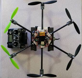 Hexacopter Drone and lots of RC Gear