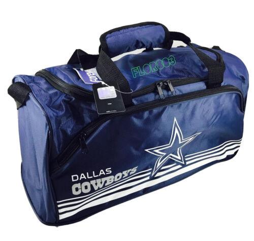 NFL Dallas Cowboys Small Core Duffel Bag Gym Bag