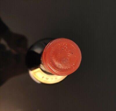 Chianti Classico 1975 Fattoria San Donato In Perano 72cl 12, 5% Vol .Wine vintage