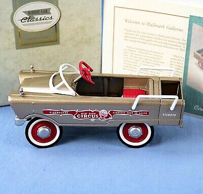 Kiddie Carnival (Hallmark Kiddie Car Classics Pedal Car 1961 Murray Circus Car QHG9014)