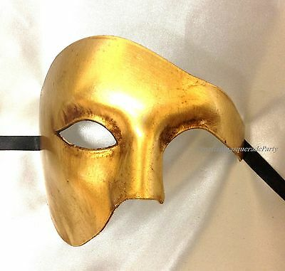 Masquerade Mask for Man and Women Halloween Costume Prom Party Phantom Eye - Masks And Costumes For Halloween
