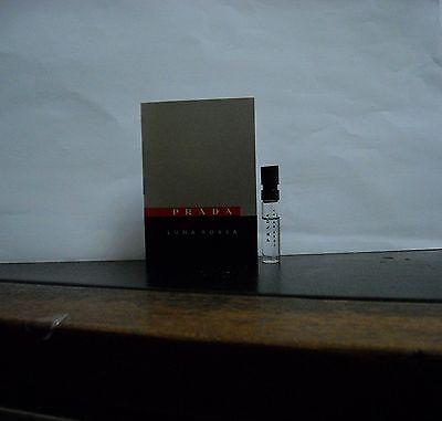 Clearance Sale ~  Lot of 8 pcs Prada Luna Rossa edt Men sample (Prada Clearance Sale)