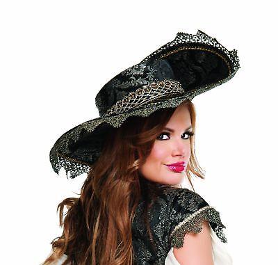 Starline Hidden Treasure Hat Costume Accessory](Hidden Treasure Pirate Costume)
