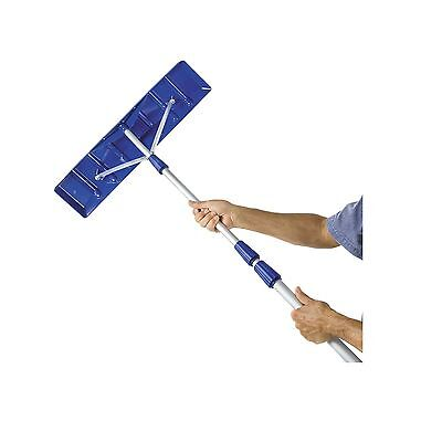 Snow Joe RJ204M 21' Twist-n-Lock Telescoping Snow ...
