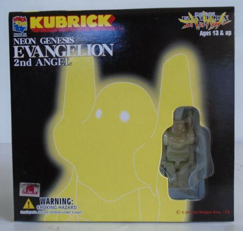 Neon Genesis Evangelion 2nd Angel Kubrick Medicom