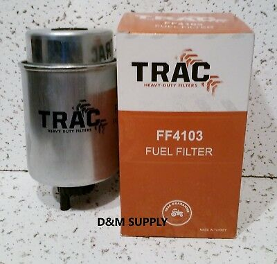 Heavy Duty Trac Caterpillar Cat Fuel Water Seperator Filter 117-4089 1174089