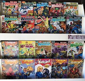 New Warriors, marvel comics
