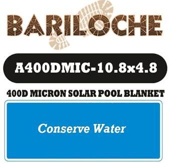 Solar Pool Blanket - 10.8 x 4.8m