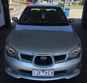 2006 Subaru Impreza Sedan Heatherton Kingston Area Preview