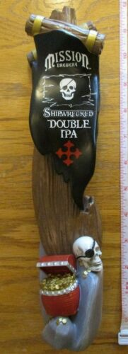 Beer Tap Mision Shipwrecked Handle Brand New