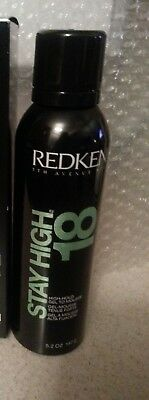 Redken Fashion Collection Stay High High Hold Gel to Mousse 18 5.2 oz