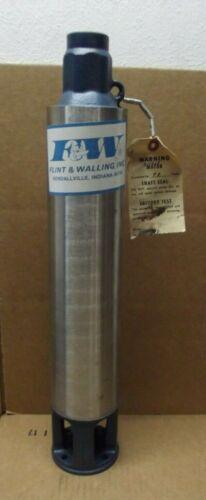 Flint & Walling Well Pump 4F10A10