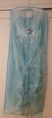 D23 Limited Edition Disney Sz 4 Adult Womens Frozen Elsa Costume Dress 1 of 150