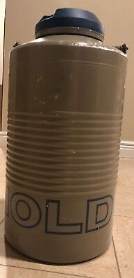 Taylor Wharton 10ld Liquid Nitrogen Container - 10 Liters - Good Condition