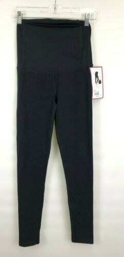 NWT BEmaternity Ingrid Isabel Maternity Workout Legging BLACK Crossover *XS-2XL
