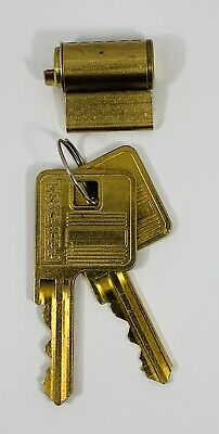 Federal Paclock Lock Cylinder With 2 Keys