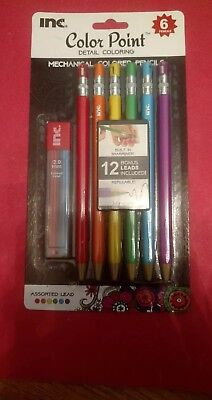 Colored Lead Mechanical Pencils