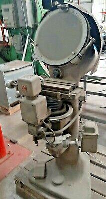 Jones Lamson Optical Comparator And Measuring Machine