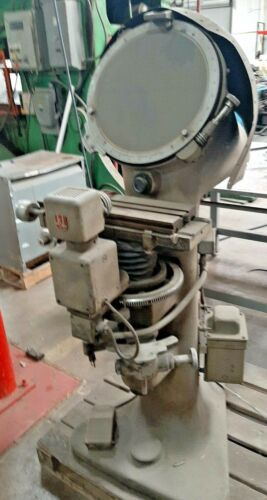 Jones & Lamson Optical Comparator and Measuring Machine