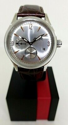 INGERSOLL Nevada IN6800L Automatic Watch Brown Leather Strap *Refurbished* $325