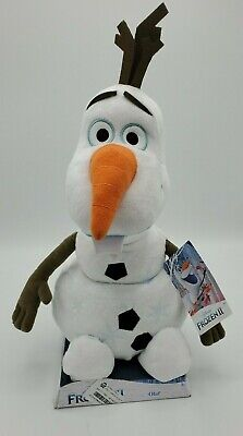 Disney Frozen 2 Large Plush Olaf 12 inch Tall Stuffed Animal