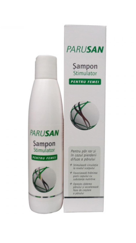 PARUSAN INTENSIVE Stimulating Shampoo - 200 ml For Women Anti Hair Loss
