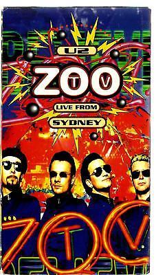 U2 - ZOO TV --  Live From Sydney (VHS, 1994) comprar usado  Enviando para Brazil