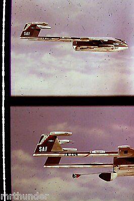 Gerry Anderson Thunderbirds 16mm Colour Film Half Frames Fireflash Rescue Pod B