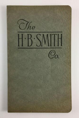 The H B Smith Company Boiler And Radiator Catalog No 1444 Westfield MA 1930