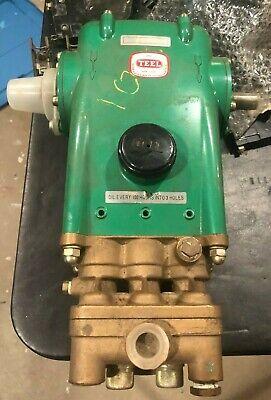 Teel Dayton 2p047 Plunger Pressure Washer Pump 4gpm 12000psi