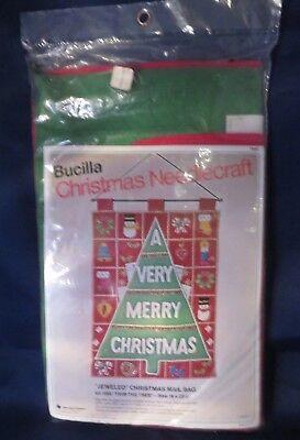 Bucilla Jeweled Christmas