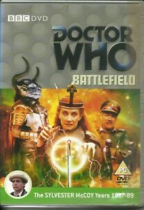 Battlefield Doctor Who Sylvester McCoy