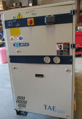 MTA INDUSTRIAL PROCESS WATER CHILLER TAE EVO 081