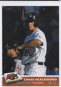 Chase-Blackwood-Chicago-White-Sox-2009-Great-Falls-Voyagers-Card