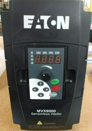 MVX007A0-2 Eaton Sensorless Vector Adjustable Drive