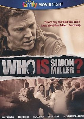 Who Is Simon Miller    Dvd  Worldwide Ship Avail