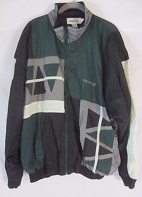 Atlantic Beach 100% Nylon Zip Front Navy Blue Jacket - Women's 1X / 2X - E57 Atlantic Zip Jacket