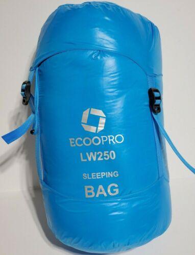 ECOOPRO Down Sleeping Bag 41 Degree F 600 Fill Power Cold Weather Sleeping Bag