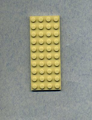 LEGO 3030 GRUNDPLATTE BAUPLATTE TAN BEIGE 4 X 10