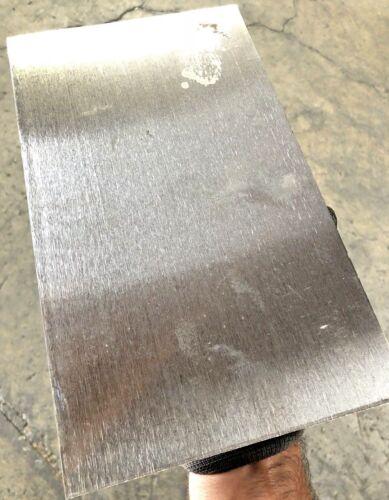 "Titanium Plate 6AL4V 3"" x 12"" x .125"""