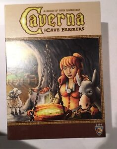 Caverna and other board games