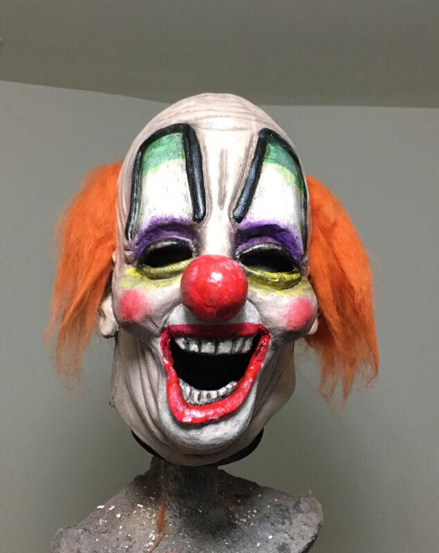 Crazy Clown Deluxe Mask Freddy Jason Clown Slipknot Myers Mask