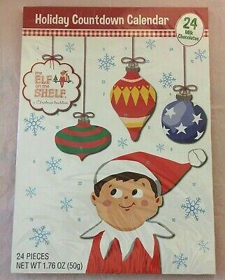 Elf On The Shelf Advent Calendar — Collector Bubble