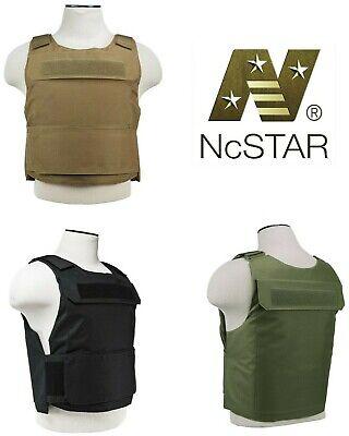 NcSTAR VISM Tactical SWAT  Lightweight Discreet Plate Carrier for Body Armor
