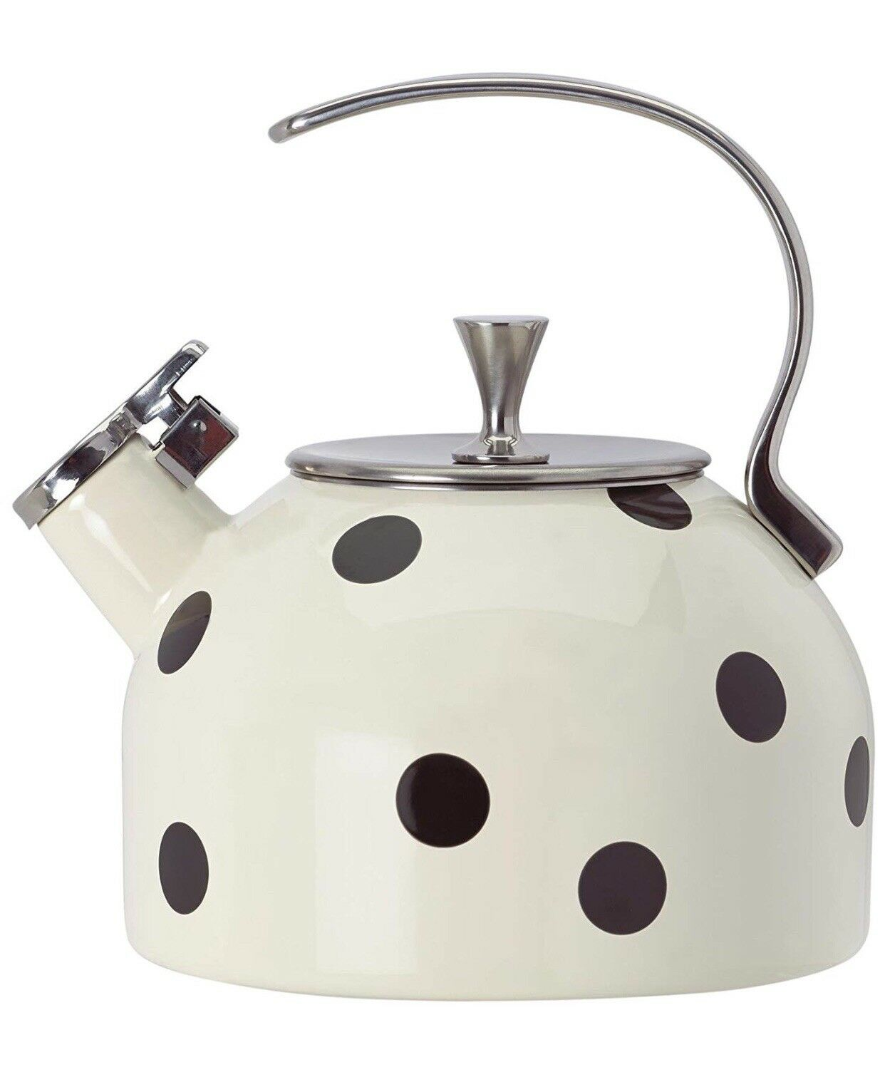 "kate spade new york® ""All In Good Taste"" Deco Dot Tea Ke"