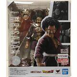 S.H.Figuarts Mr. Satan Dragon Ball Z Action Figure Bandai NEW Authentic In Stock