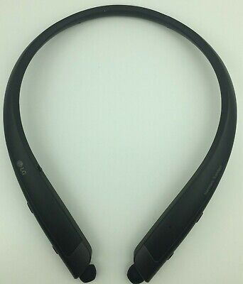 LG TONE Platinum by Harman Kardon HBS-930 Bluetooth Headset (Black)